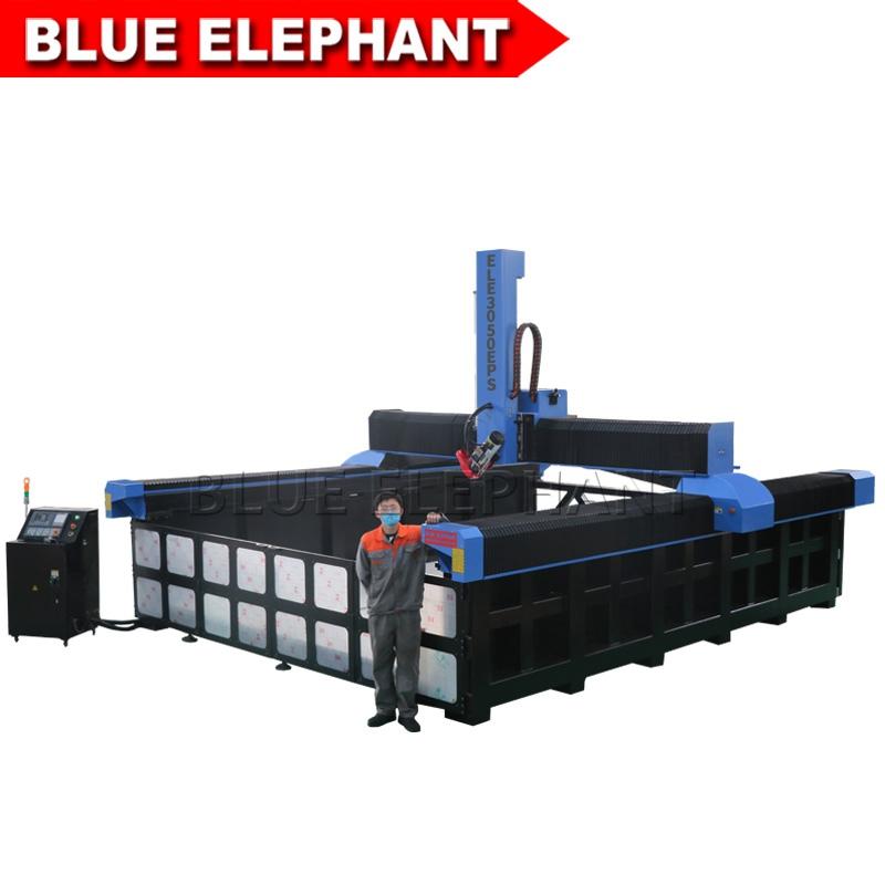 high configuration and high quality heavy duty 3050 eps foam machine