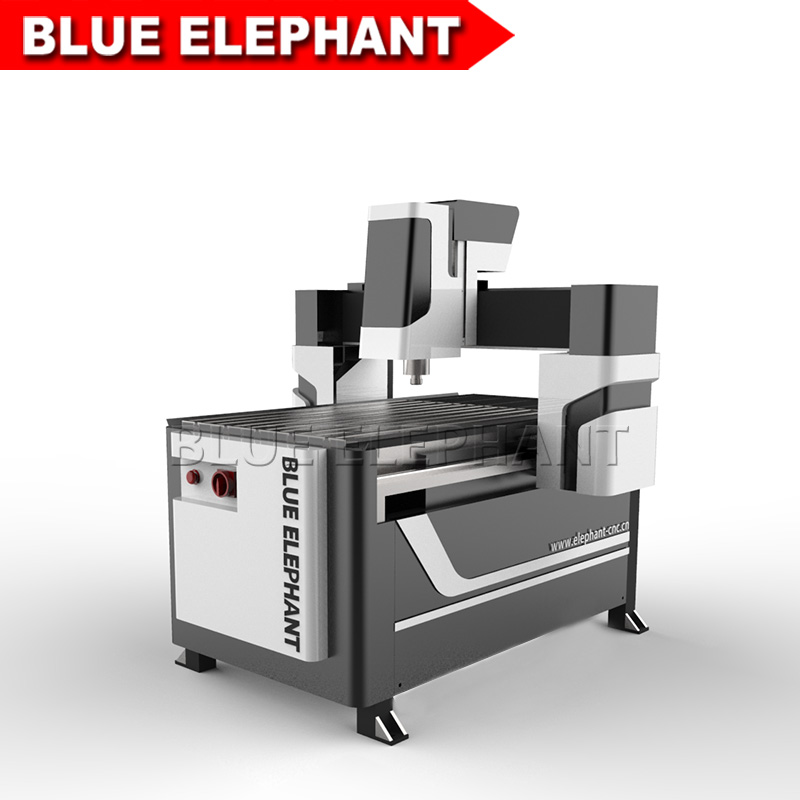 New Type 6090 CNC Router Wooden Furniture 3D Statues Making Machine