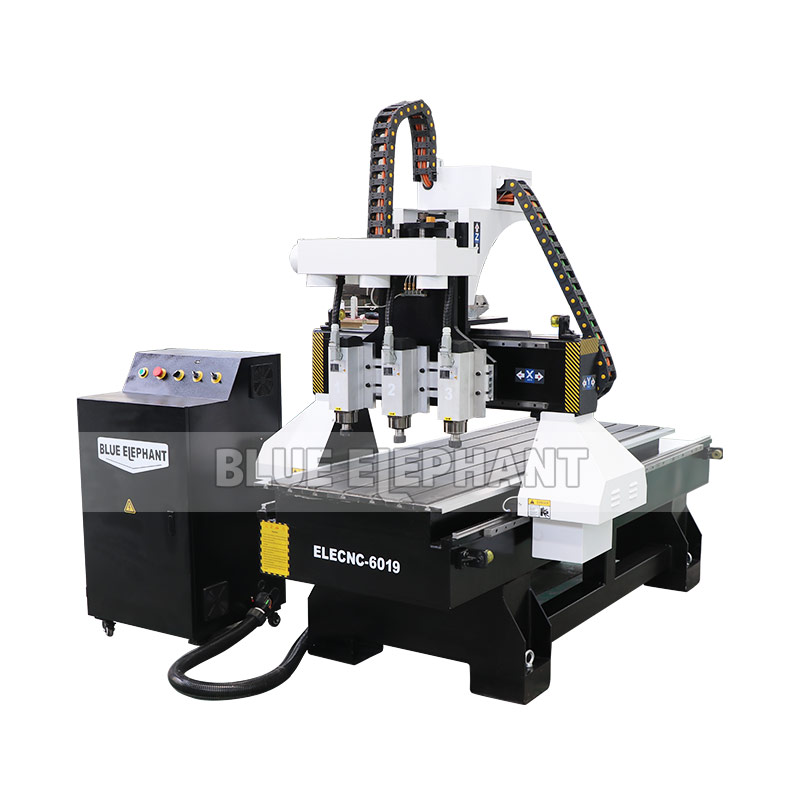 ELECNC6019 CNC Router for Advertisement Industry3